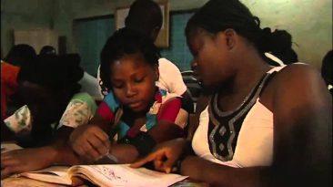 Les cours du soir à Ouagadougou