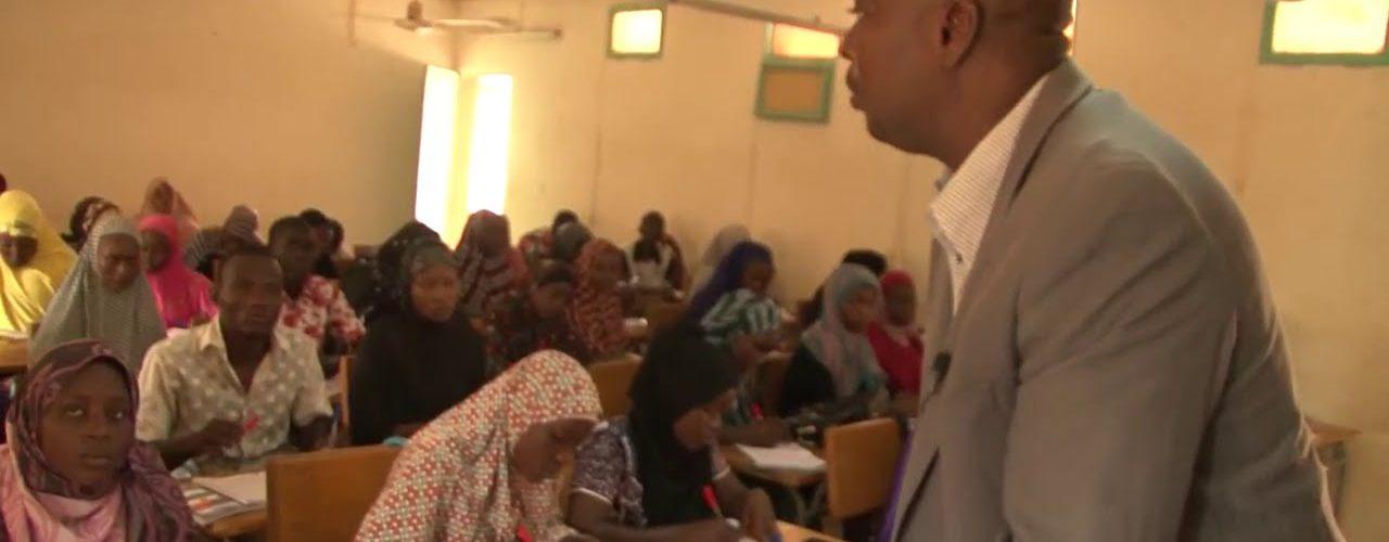 Quelle formation pour quels formateurs au Niger ?